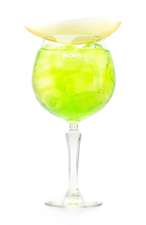 Melon Spritz cocktailresepti