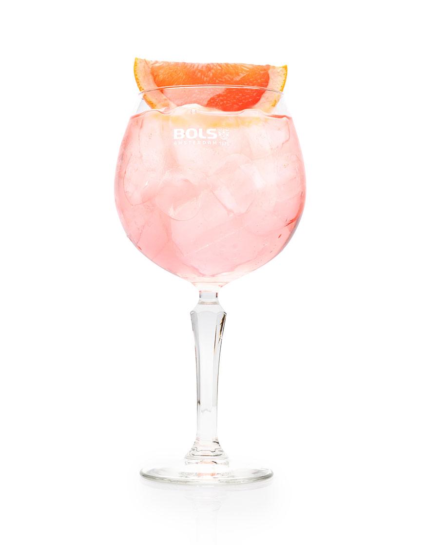Bols Pink Grapefruit Spritz