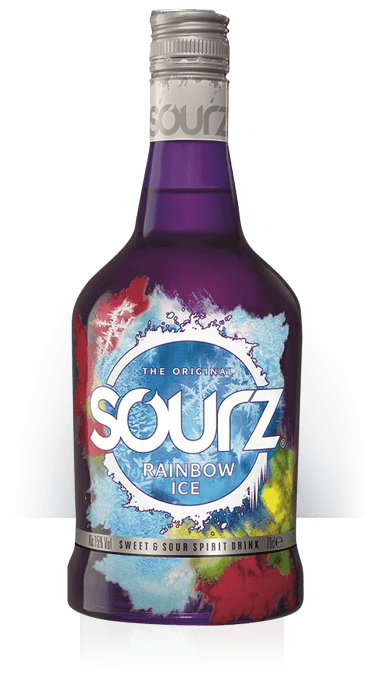 Sourz Rainbow Ice
